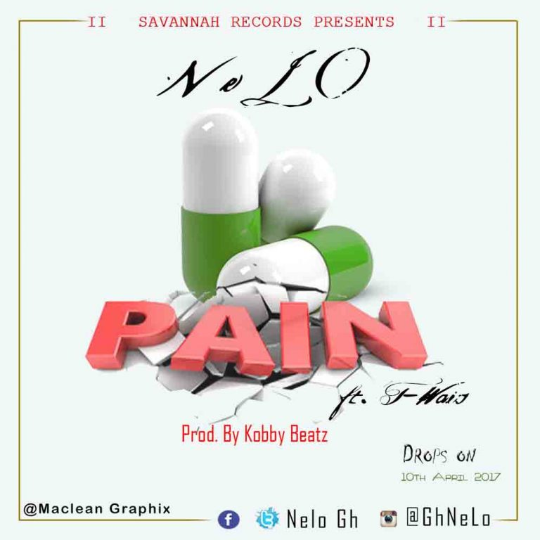 """New Music – Nelo Sings """"Pain"""" With T-Wais"""