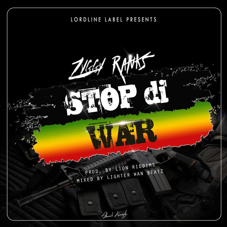 [New Music] Zyggy Ranks Preaches Stop Di War in Bolgatanga
