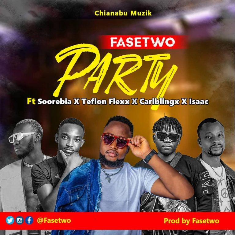 What happens when four of the finest musicians decide to jump on Party with Fasetwo Chianabu?