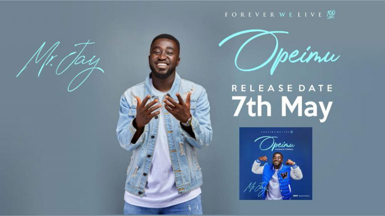 MR. JAY to release Opeimu