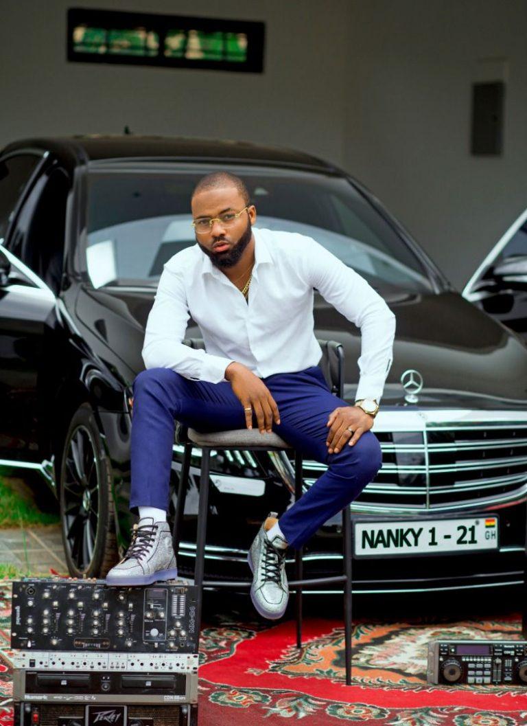Nanky drops new ampiano song titled 'No Devil'